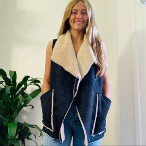 ZARA ready bear vest